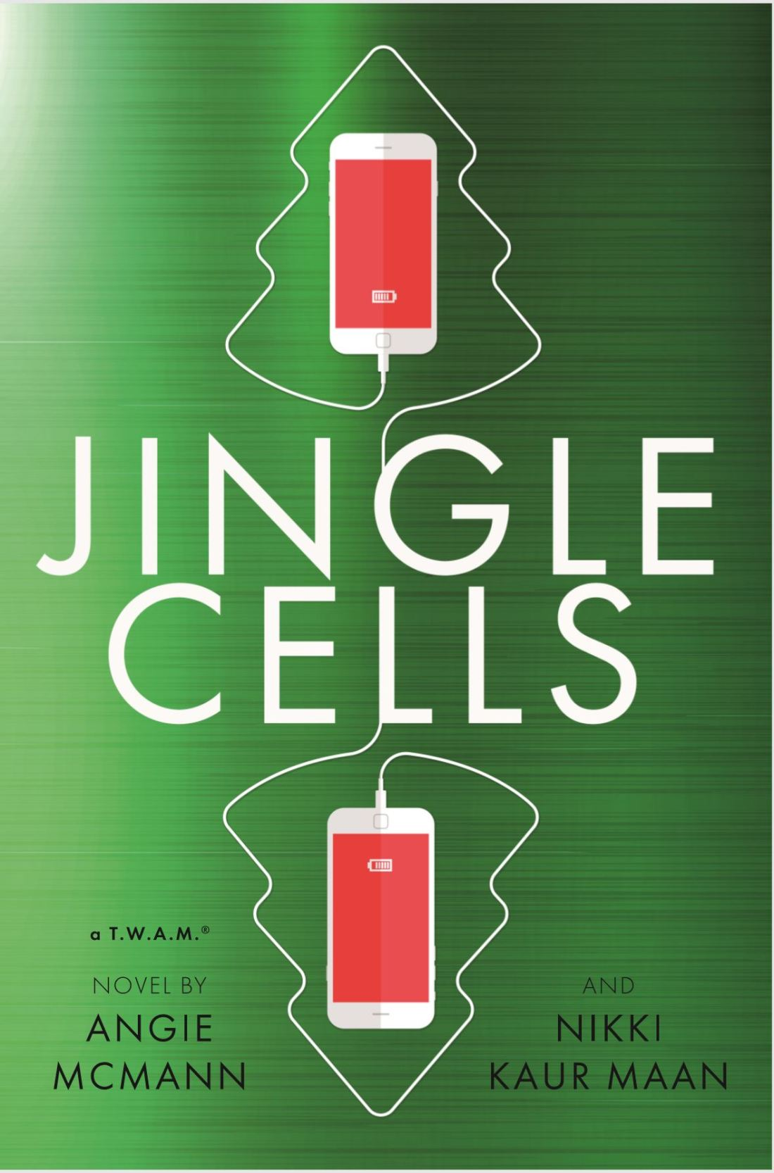 Jingle Cells cover for the internet